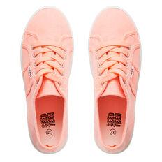 Canvas Platform Sneaker