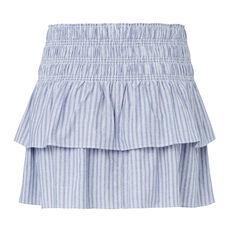 Stripe Rahrah Skirt