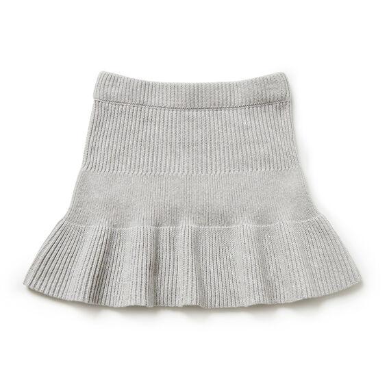 Rib Knit Skirt