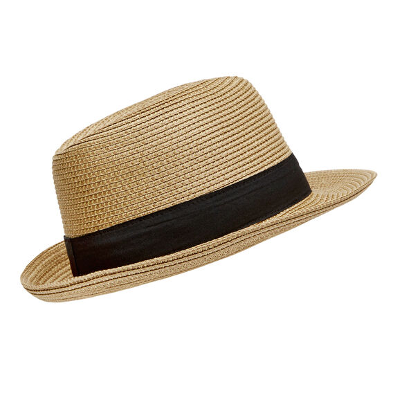 Trilby with Trim