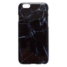 Black Marble Look Phone Case 6