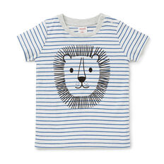 Lion Stripe Tee