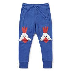 Rooster Knee Trackie