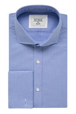 Merrick Navy Shirt, , hi-res