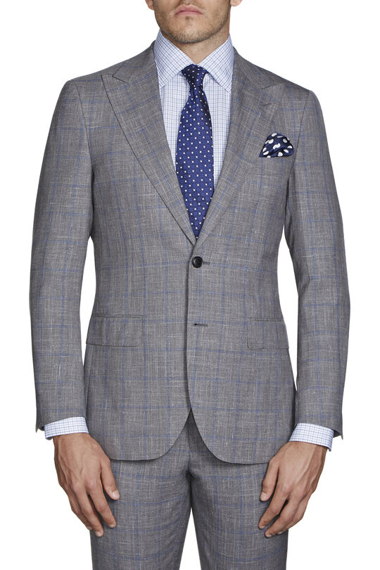 Forti Grey Jacket, , hi-res