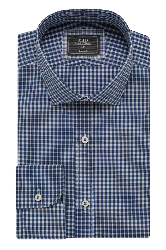 Newitt Navy Shirt, , hi-res