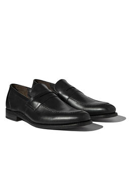Dublin Black Loafer, , hi-res