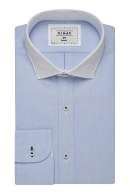 Autrey Blue Shirt, , hi-res