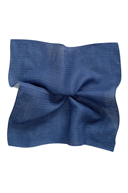 Eco Navy Hankie, , hi-res