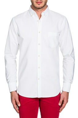 Lexington White Shirt, , hi-res