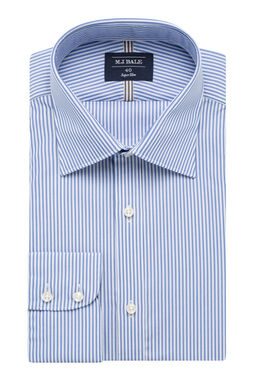 Merigo French Blue Shirt, , hi-res