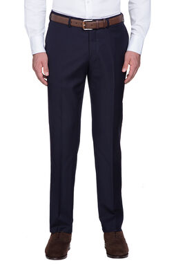Saunders Navy Trouser, , hi-res
