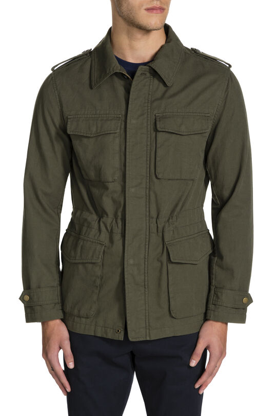 Taylor Khaki Field Jacket, , hi-res