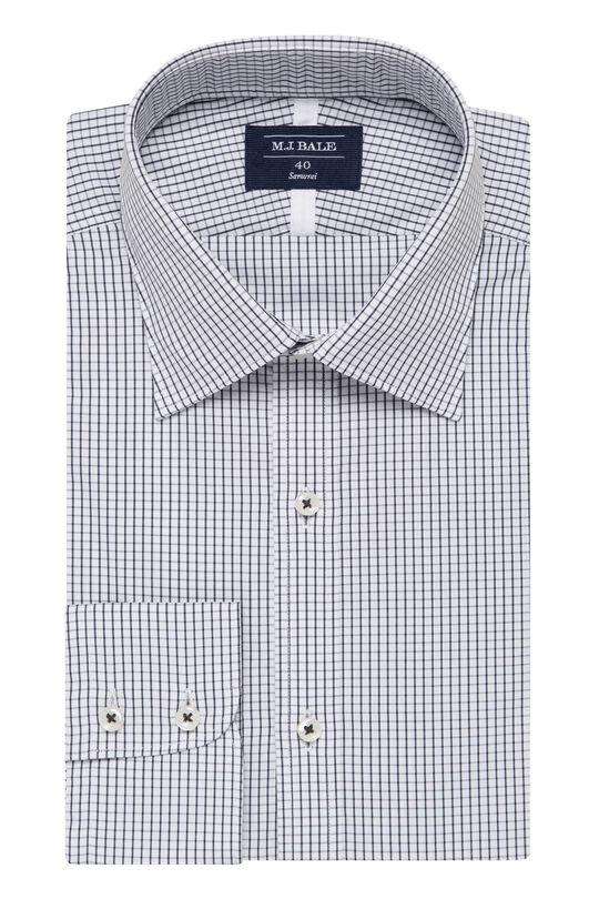 Verlaine Steel Shirt-Steel-44, , hi-res