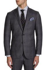 Larkin Grey Jacket, , hi-res