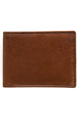 J.Oxley Tan Wallet, , hi-res