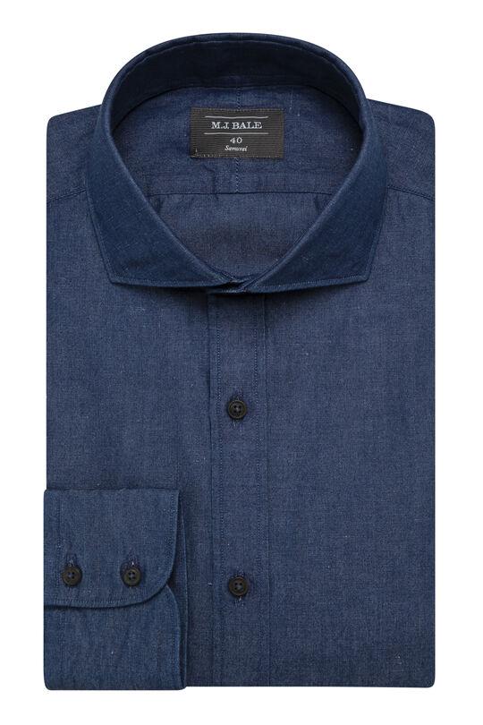 Linden Denim Shirt, , hi-res