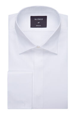 Blackrock White Tux Shirt, , hi-res