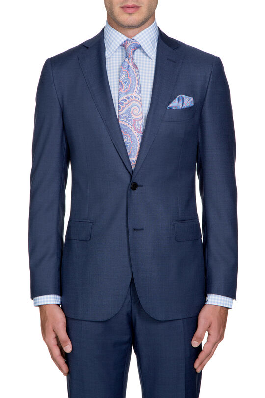 Eglinton Blue Jacket-Blue Regular-46, , hi-res