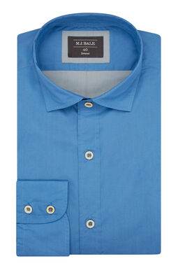 Perconti Blue Shirt, , hi-res