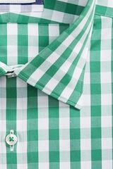 Pola Green Shirt, , hi-res