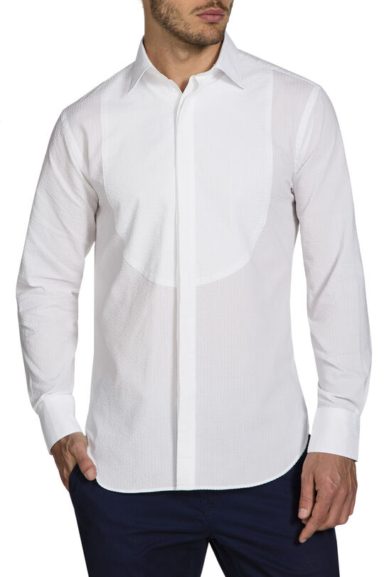 Renzo White Shirt, , hi-res
