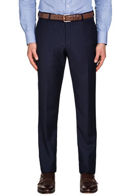 Maluca Navy Trouser, , hi-res