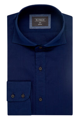 Benedict Indigo Denim Shirt
