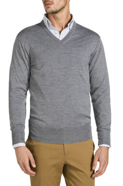 Chamonix Silver Grey Knit, , hi-res