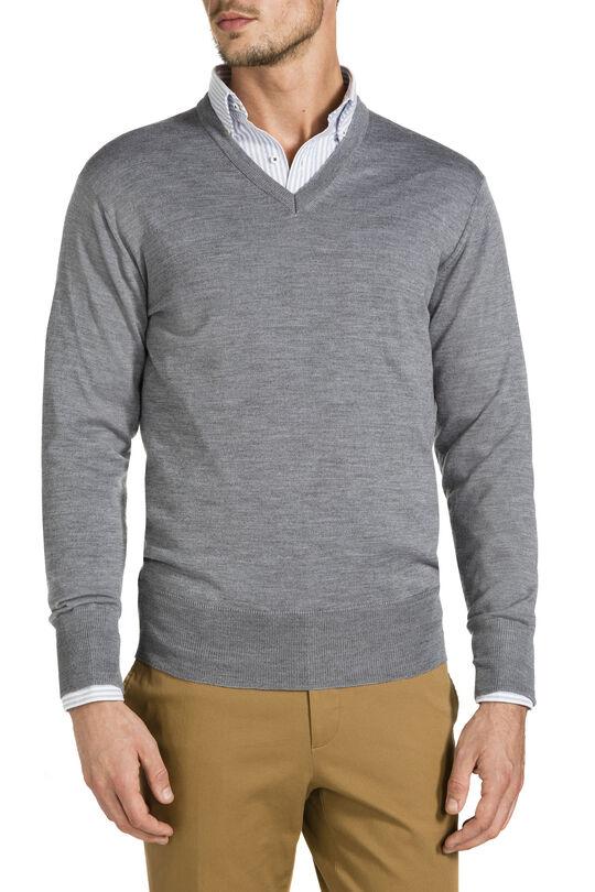 Chamonix Silver Grey Knit, , hi-res