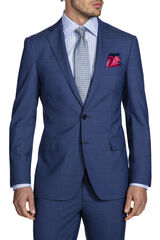 Marceau Blue Jacket-Blue-42, , hi-res