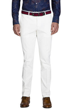 Perrier White Trouser