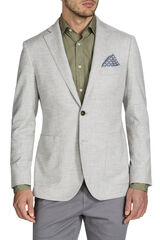 Ravien Light Grey Jacket, , hi-res