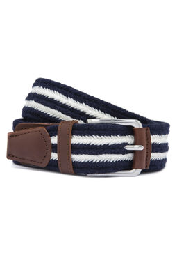 Almanda Navy/White Belt, , hi-res