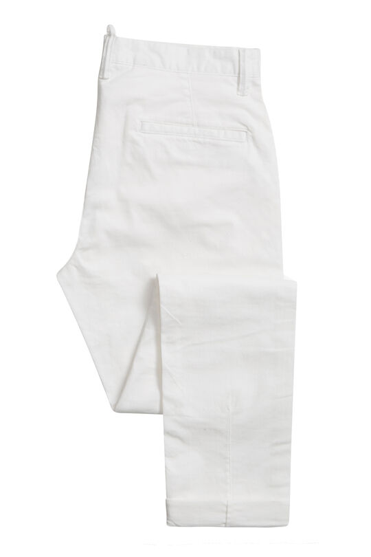 McQueen Vintage White Chino, , hi-res