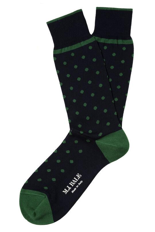 Bremen Navy/Green Sock, , hi-res