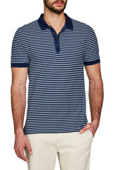 Arlington Stripe Polo, , hi-res