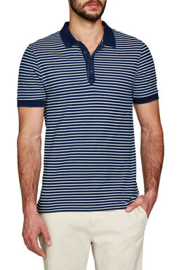 Arlington Stripe Polo