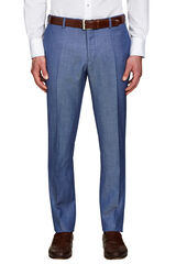 Marlo Light Blue Trouser, , hi-res