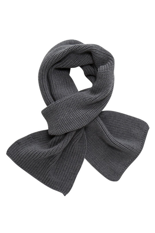 Trawler Charcoal Scarf, , hi-res