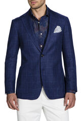 Marcel Blue Jacket, , hi-res
