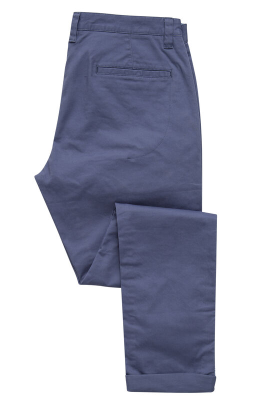 McQueen Courtland Blue Chino, , hi-res