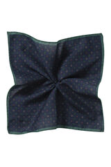 Ruggero Navy Hankie, , hi-res