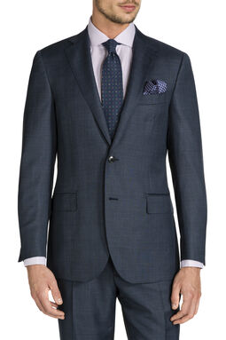 Amedeo Navy Jacket, , hi-res