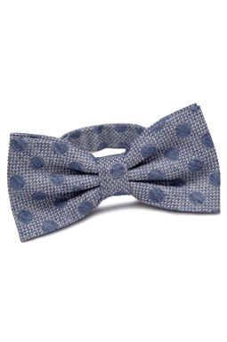 Celso Grey Bow Tie, , hi-res