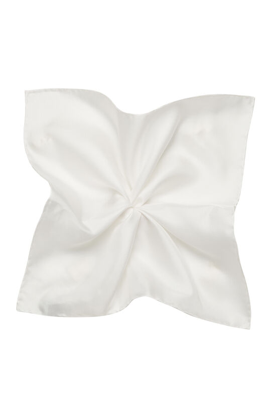 Menwith White Hankie, , hi-res