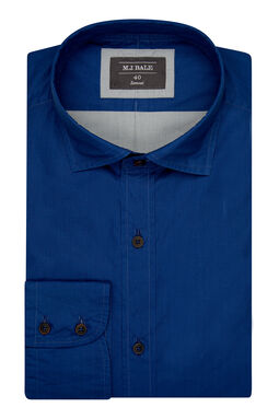 Perci Navy Shirt, , hi-res
