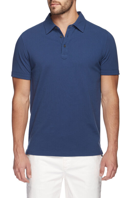 Chesterfield Cadet Blue Polo, , hi-res