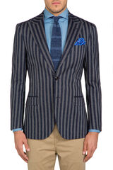 Visenti Navy Jacket, , hi-res