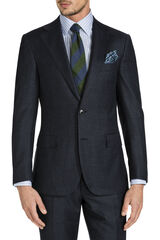 Albertini Navy Jacket, , hi-res
